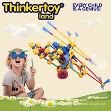China Plastic Building Block Airplane Toy for Kids