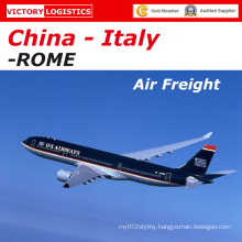 Best Air Freight From Shenzhen, Guangzhou, Shanghai to Rome Italy