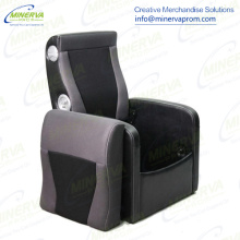 Silla nevera individual reclinable con Bluetooth altavoz