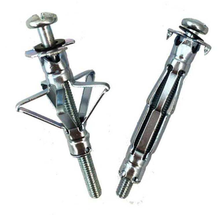 Sharp Drywall Anchors