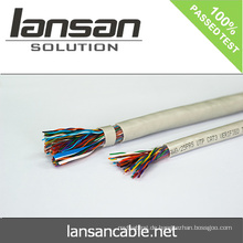 LANSAN High Speed ​​100p Telefonkabel mit PVC Jacke 0,5mm Bare Leiter CE UL ISO APPROVAL