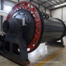 Gold Ore Grinding Ball Mill for Mineral Processing Plant