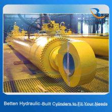 Cilindro hidráulico de largo recorrido para maquinaria de ingeniería con mejor precio