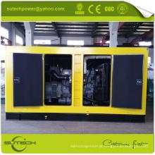Gerador diesel portátil do gerador de 2KVA 110/220 volt
