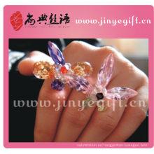 La mejor joyería artesanal color lindo anillo de diamantes