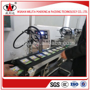 Economical automatic small plastic bag printing machine