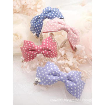 BJD Blue/Pink Sweet Hairpin Hairband For SD/MSD/YOSD Doll