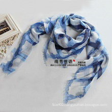 Popular Fashion Pattern Square Scarf