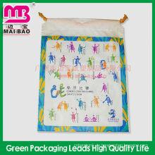 Kunststoff-Einkaufstüte aus Kunststoff