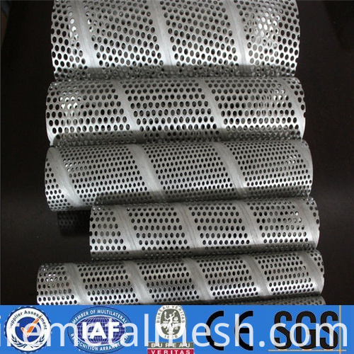 high quality punching metal mesh