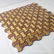 Laterne-geformte Aluminium-Mosaikfliese