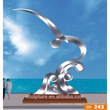 2016 Nouveau type d'art personnalisé Statue urbaine
