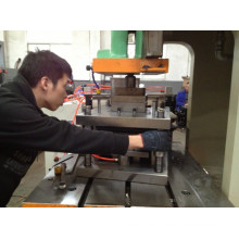 Máquina del envase de aluminio