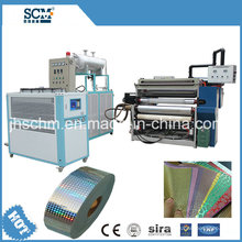 Holographic Film Embossing Machine