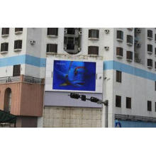 Lightweight P20 Commercial LED Displays / Outdoor Fixed LED