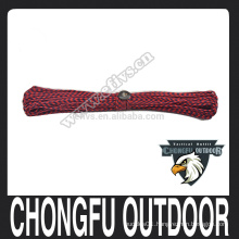 2016 2mm paracord rope 3 strand core for shoelace or paracord bracelet Chongfu Outdoor wholesale