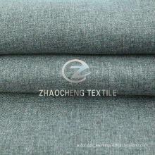 100% poli alfombra de lino Mini para chaqueta y ropa de trabajo