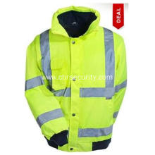Ergodyne  Lime High Visibility Jacket