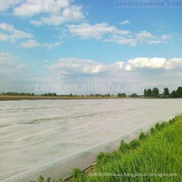 Producto agrícola de tela no tejida