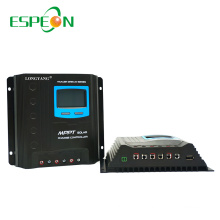 Espeon высокое качество настенный 60А mppt Солнечный контроллер заряда