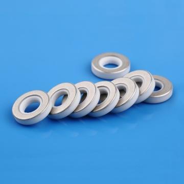 Rondelles en céramique à l'alumine métallisée de haute pureté