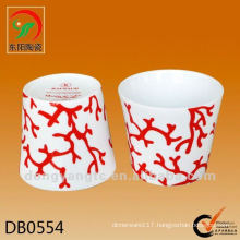 New product 250cc white porcelain cup