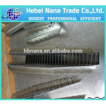 Suspensión de viguetas de acero inoxidable galvanizado