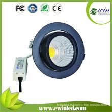 Downlight rotatif de 30W LED avec la garantie de 3years