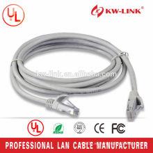 Cable de red UTP CAT5E CAT6 Cable de red LAN Cat 6 30cm