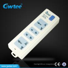 Universal gsm toma de corriente de control remoto