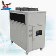 Leading for Chiller Cooling System,Chiller for Plastic,Industrial Chiller Factory Price Manufacturers and Suppliers in China 5HP Air Cooled Chiller System supply to Netherlands Wholesale