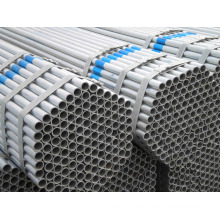 China a36 100 mm hot dipped galvanized steel pipe