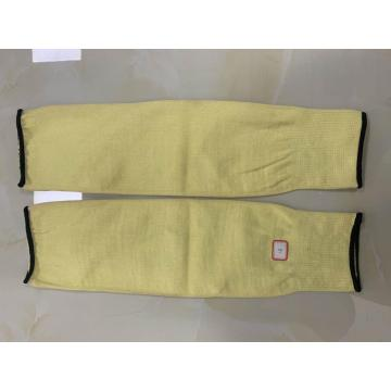 100% Kevlar Arm Protection Cut Resistant Sleeves Knit Sleeve