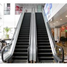 Aksen Escada rolante aço inoxidável etapa comercial tipo