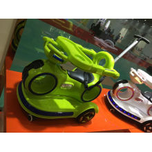 2016 nuevo coche eléctrico de la manija del coche de bebé de la manera del estilo