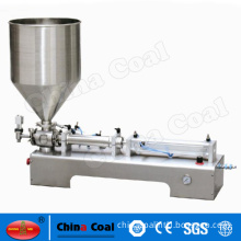 Semi-automatic Horizontal One Head Ointment Piston Filling Machine