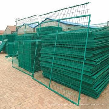 De alta calidad PVC Panel de la cerca fabricante