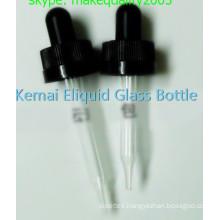 child proof glass dropper bottle+e-cigarette rubber disposable tips=top quality ISO8317 eliquid bottle manufactuer since 2003