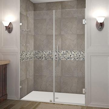 10mm Clear Tempered Glass For Shower Room Door