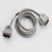 DB25 pin Pria ke Printer Kabel