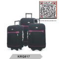 Hotsale Shantung seda EVA fuera de equipaje de carretilla (krq817)