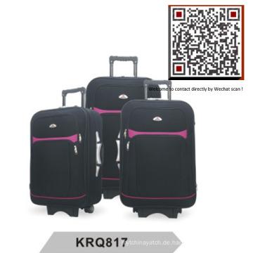 Hotsale Shantung Seide EVA Außentransportwagen Gepäck (KRQ817)