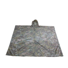 Military Multicamo Waterprofof Poncho