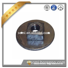 Customized OEM manufacturer precision casting welded washer nut HDG