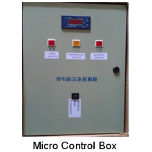 Electrical Control Box for Condensing Unit of Cold Room