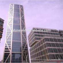 4 mm PVDF-Beschichtung ALUCOBOND Qualität Außenwand Dekoration Aluminium-Verbundplatte
