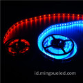 Aluminium Ekstrusi Powered Light LED Strip SMD3528