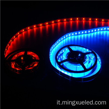 Estrusione di alluminio alimentato SMD3528 LED Strip Light