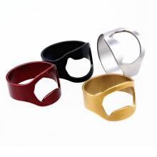 Heavy Duty Stainless Steel Ring Bottle Opener