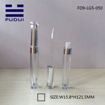 Empty Custom Cosmetic Plastic Lip Gloss Bottle